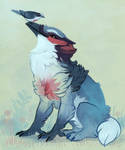 Bleeding Heart Gryphon