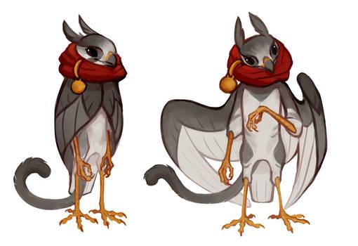 Falcon grifflet