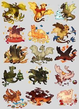 tiny dragons 2