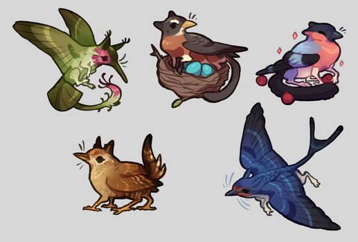 Songbird Gryphs