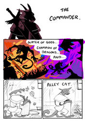 The Trash Commander