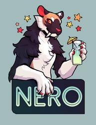 Nero badge
