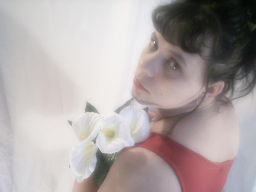 self portrait by Aphoticbeauty