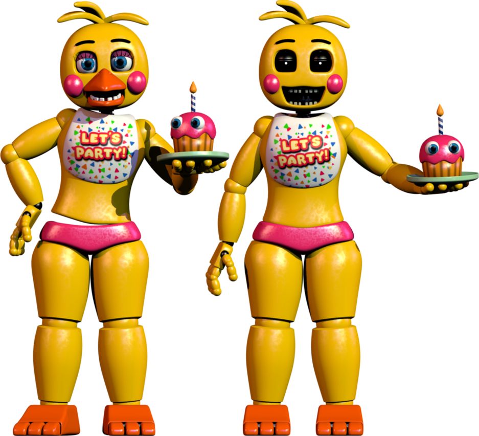 Toy Chica V3 By Supsorgi-davf2fq by watermist345