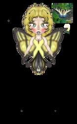 Butterfly adopt #1 by Blackstardusk2