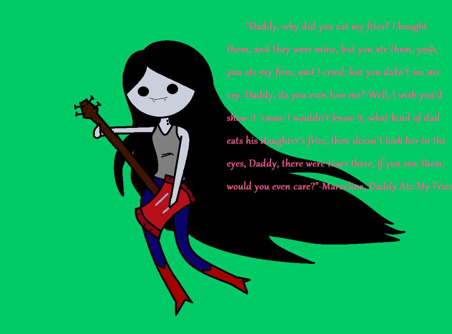 Lyric queen songs lyrics : Marceline The Vampire Queen Song Lyrics images