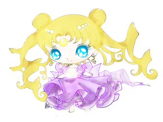 Contest entry: Serenity hime by SparkzofHope