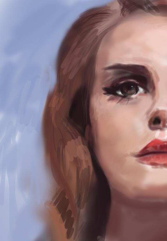 Lana Del Rey by Razorbliss101