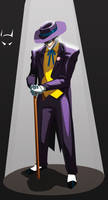 The Joker by morganagod
