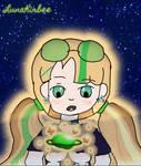 DTIYS Challenge: A Galaxy in Her Hands