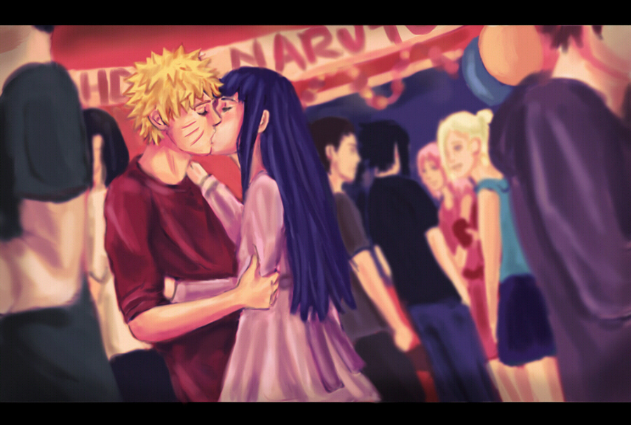 Some of my FAVORITE NH fanarts. Birthday_kiss_by_girlunknown-d30gysv