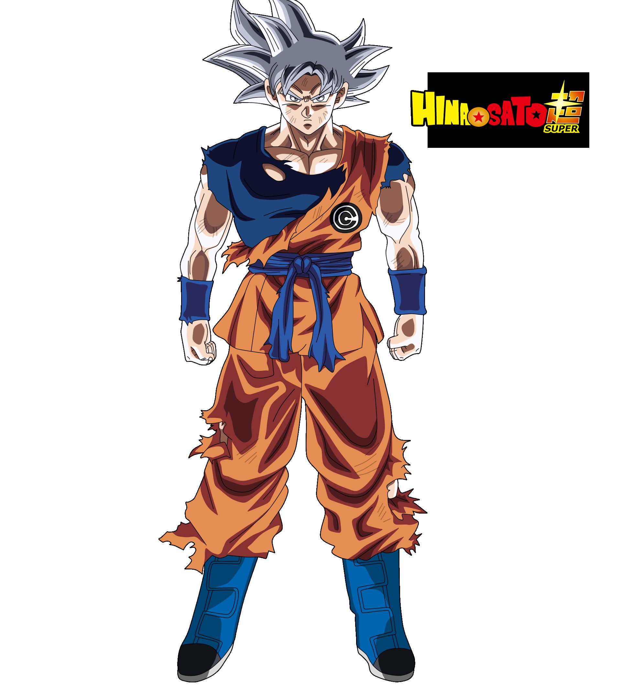 Ultra Instinct Dragon Ball Super Wallpaper: Ultra Instinct: Super Dragon Ball Heroes By