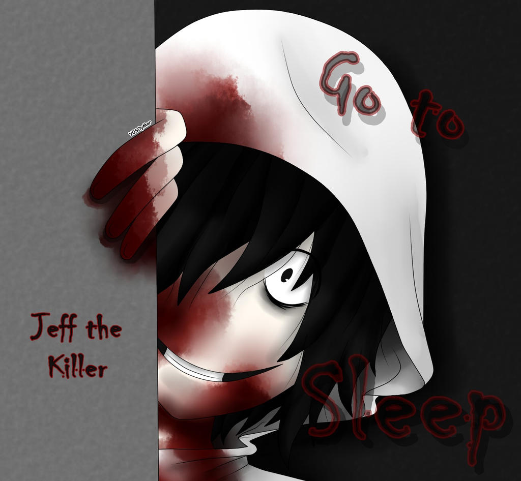 how to become jeff the killer