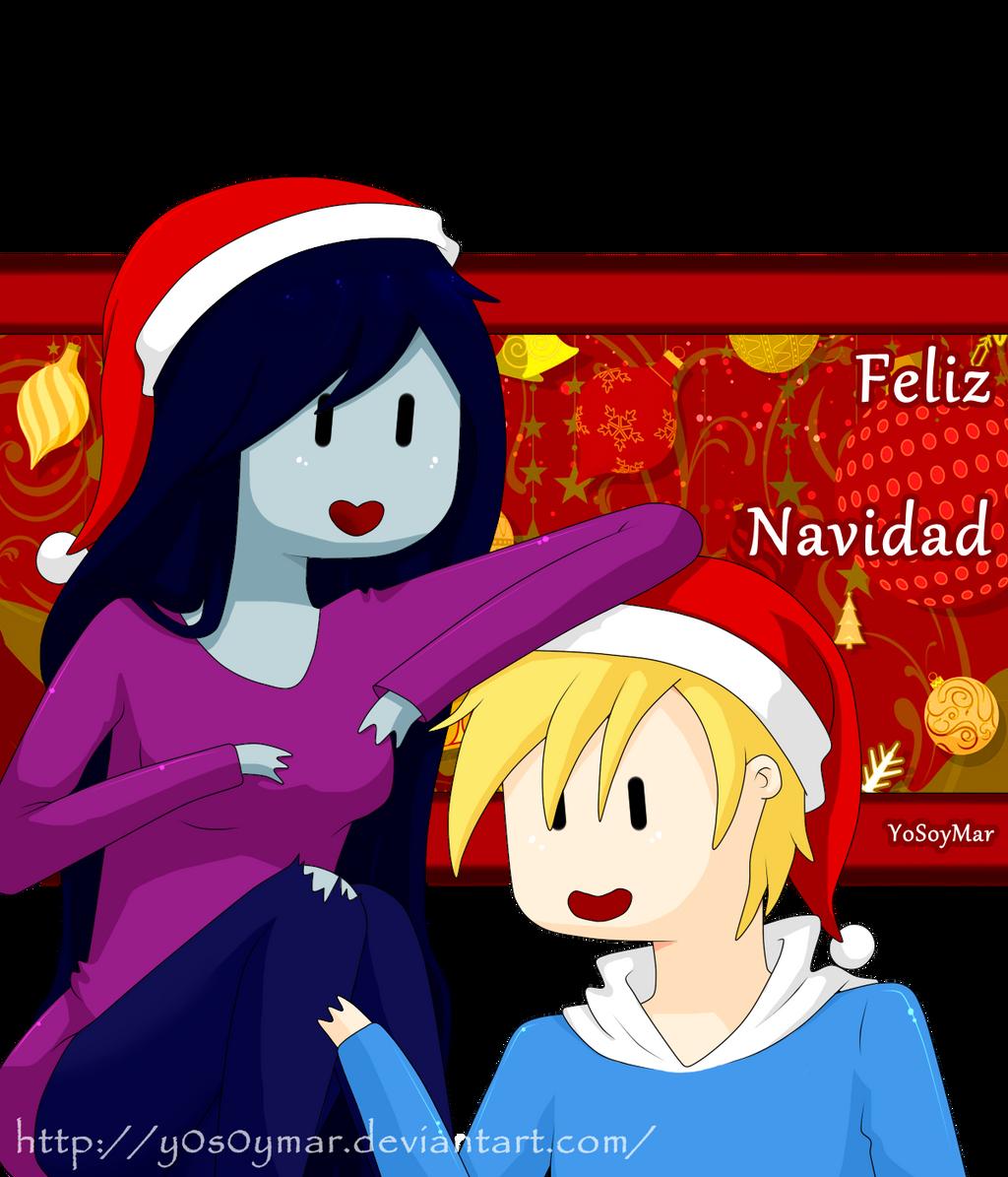 Feliz Navidad by Pandi-Mar