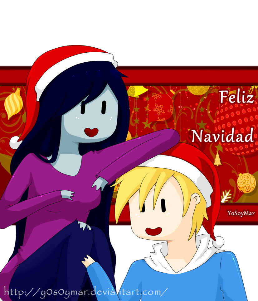 Feliz Navidad by M-ar