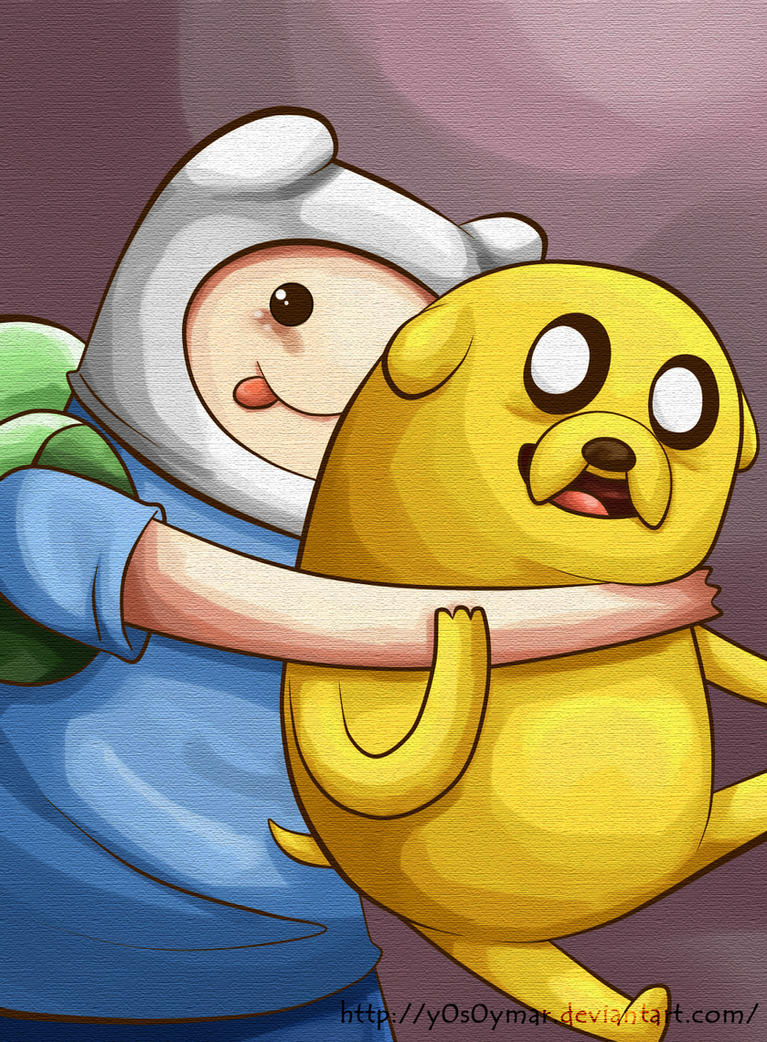 finn y jake by - photo #16