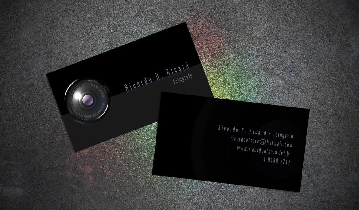 business card by matheuspolito