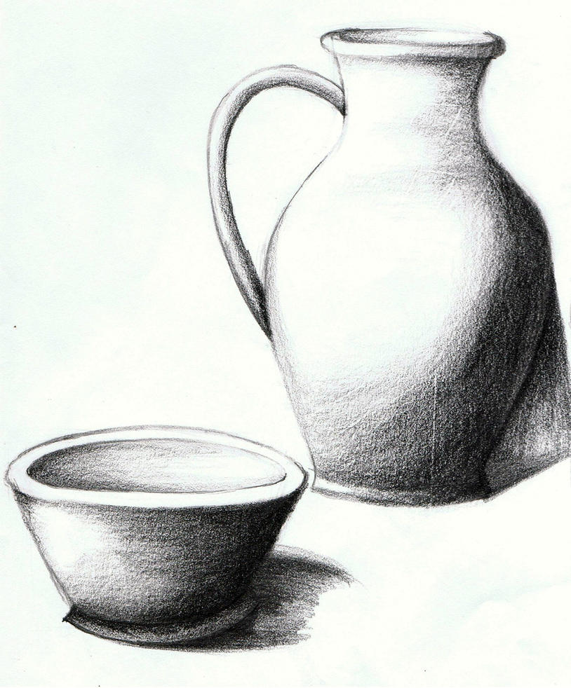 Still life vases and bowl by decastromatthew on deviantart still life vases and bowl by decastromatthew reviewsmspy