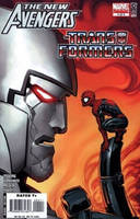 New Avengers/Transformers #4 Cover by greenman254