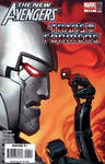New Avengers/Transformers #4 Cover