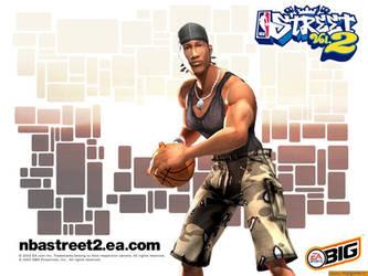 NBA Street Vol. 2 - Bonafide Wallpaper by greenman254