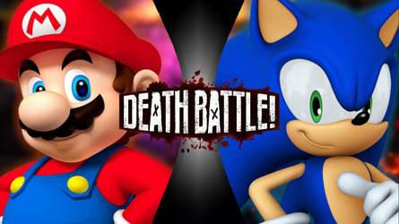 Mario Vs. Sonic 2 by greenman254