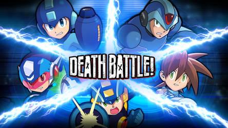 Mega Man Battle Royale by greenman254