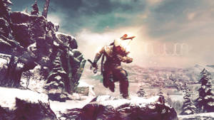 Connor Wallpaper - Assassin's Creed 3