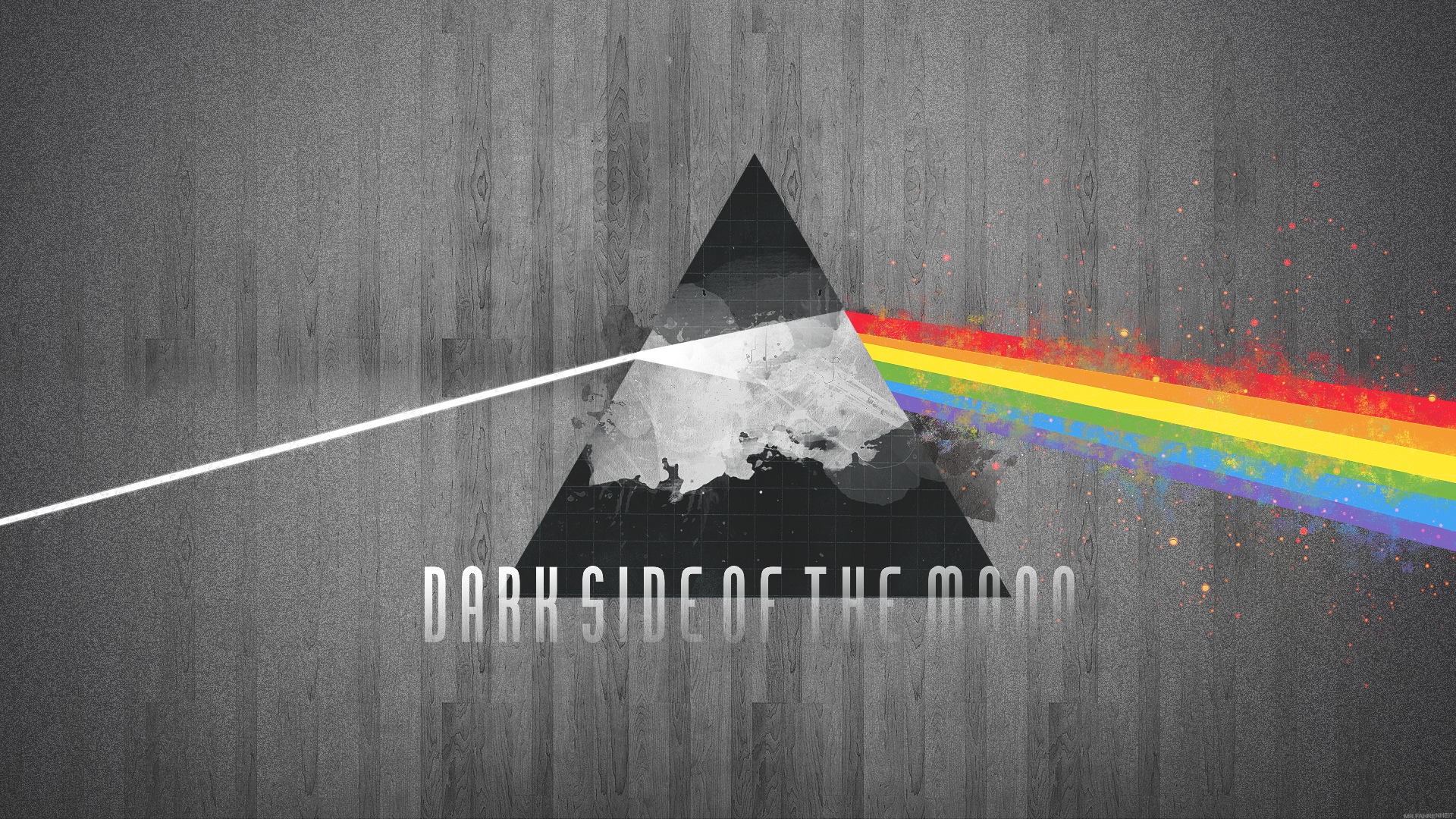Dark Side Of The Moon Wallpaper By Joaoroberto2294 On Deviantart