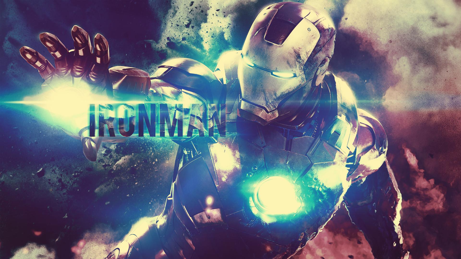Iron Man 3 Hd Wallpapers High Resolution: Iron Man Wallpaper 1080P By JoaoRoberto2294 On DeviantArt