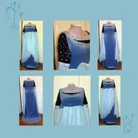 Arwen Blue Variation by Gewandfantasien