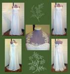 Elven Bride Gown