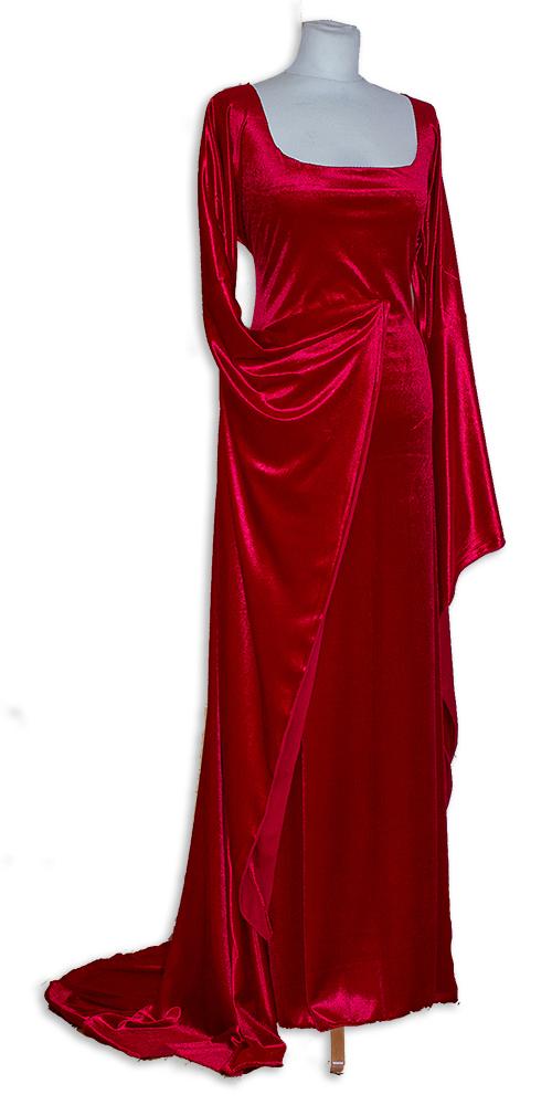 Red Priestess Melisandre by AFahrbach
