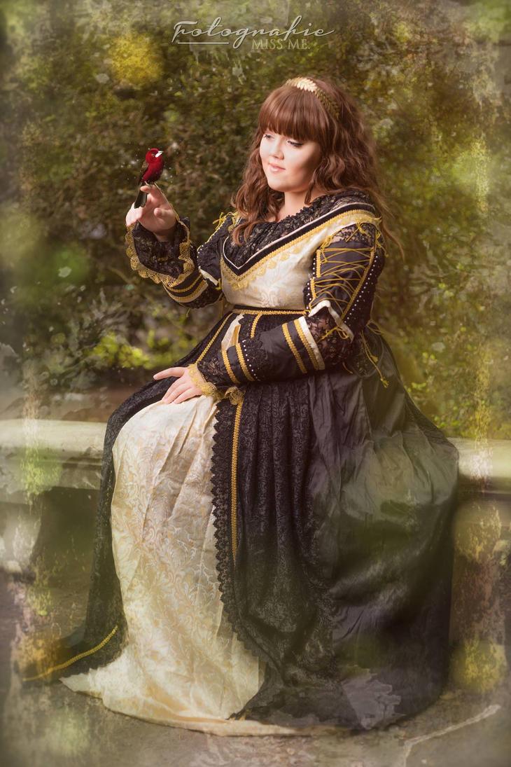 Renaissance dress by Gewandfantasien