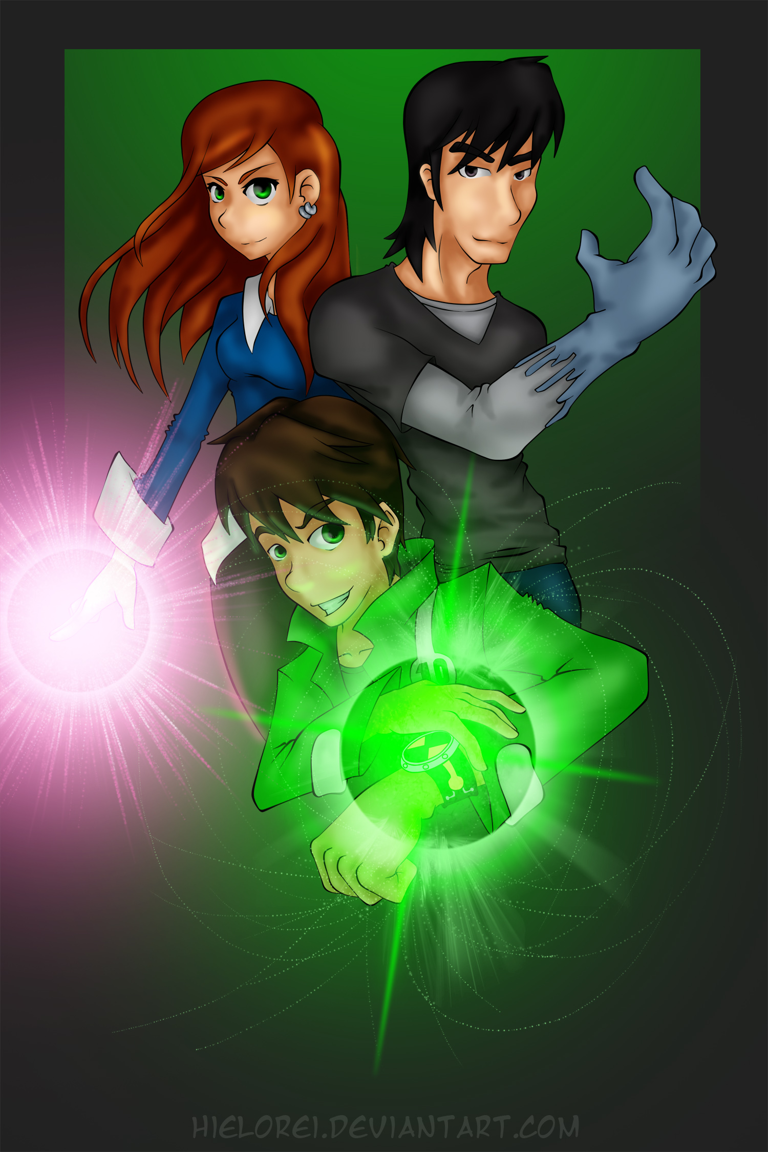 Ben 10 Alien Force by hielorei Erotic kim possible stories. Kim possible and hentai, Kim possible xx porn, ...