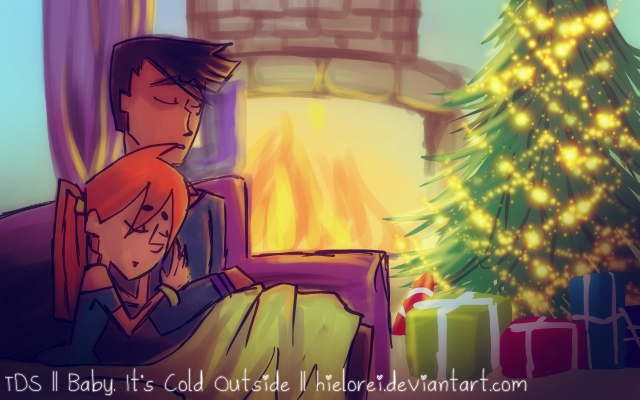 TDS - Baby It's Cold Outside by hielorei
