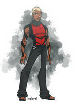 Digital Justice - Kaldur by hielorei