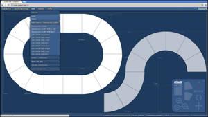 Galaxia Studio - Web application interface
