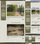 EGGH - free responsive feed template