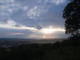 Before sundown
