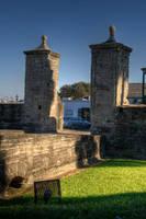 The Old City Gates by RSMRonda