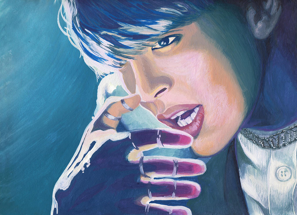 Guilty Pleasure Jonghyun by RSMRonda