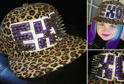 Spiked EXO Hat