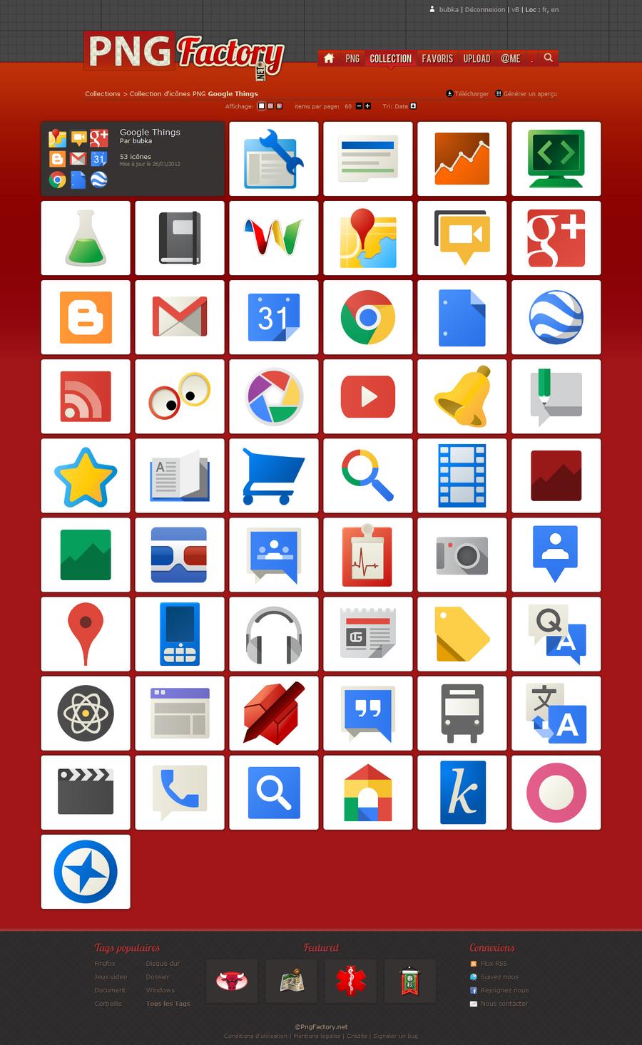 Google Things by bubka