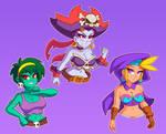 Shantae Emotes