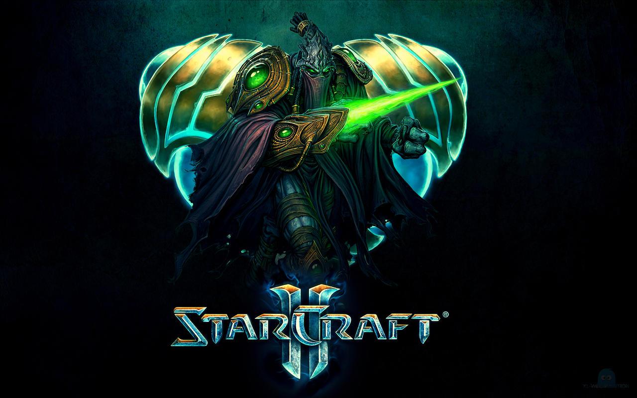 Starcraft ii wallpaper by xlwebsolution on deviantart - Starcraft 2 wallpaper art ...