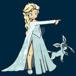 Pokemon Trainer Elsa