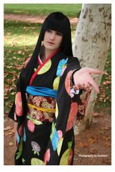 Enma Ai (Kimono) 5