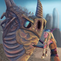 By Your Side - How to Train Your Dragon