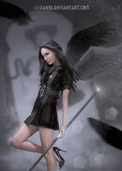 The City of  Fallen Angels by DjAnel